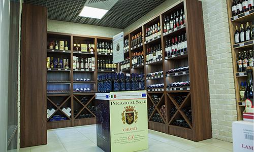 Алкомаркет «LaVina»